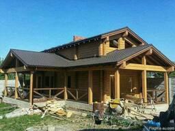 Wood house - photo 2