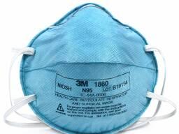 3M N95 1893/1860 Respirator FaceMask