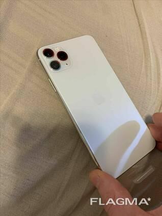 Apple iPhone 11 Pro Max - 512GB - Silver (Unlocked) A2161 (CDMA GSM)