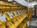 Б/У дизель-генератор CAT-7400 MS, 5200 Квт, 2011 г. в - photo 2