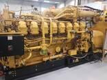 Б/У газовый двигатель Caterpillar 3516, 1998 г. в. 1 000 Квт - фото 6