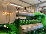 Б/У газовый двигатель Caterpillar 3520, 2014 г. ,2 Мвт - фото 4