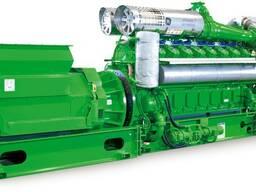 Б/У газовый двигатель Jenbacher JGS420 GSBL,1513 Квт,2016 г.