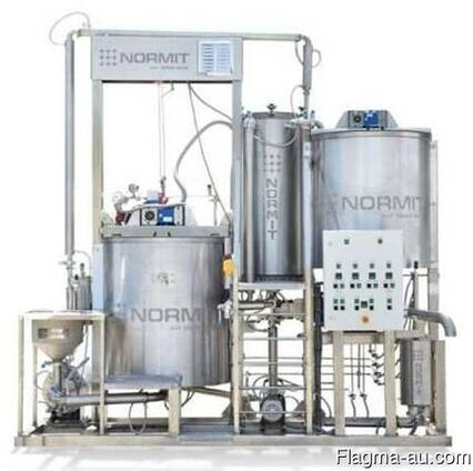 Condensed Milk ProductionLine