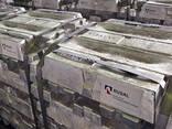 Primary aluminum A 7 Первичный алюминий А7 алюминиевая чушка - фото 1