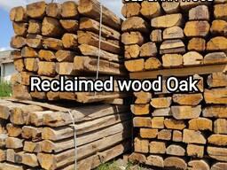 Sell reclaimed wood Oak beams