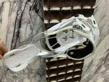 Snowboard White & Brown 148cm RRP With Bindings - photo 2