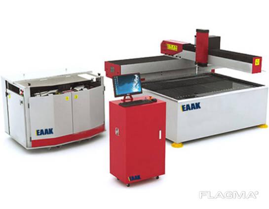 Water jet metal cutting machine and cnc waterjet cutter