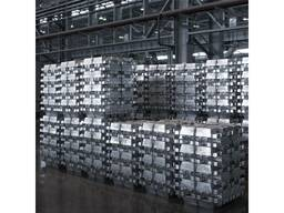 Zinc ingots according to GOST 99.98 / 99.99 Цинк в чушках